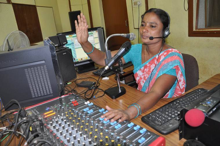 Telangana: Community radio station that ensures local voices are heard, completes a decade
