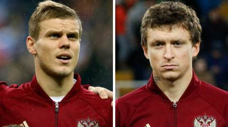 Two Russian football players in custody after beatingofficial