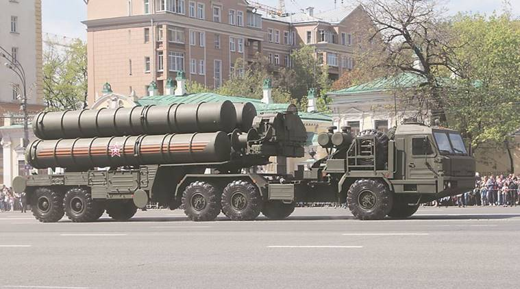 India's buying of S-400 from Russia will have serious implications on defence ties: US