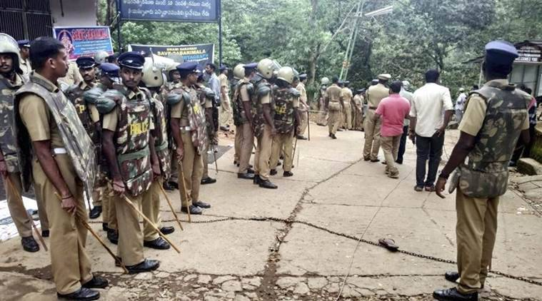 "Amid the arrests, the BJP in Kerala said the government action amounted to a ""Hindu hunt', while the Nair Service Society (NSS) likened it to the days of the Emergency."