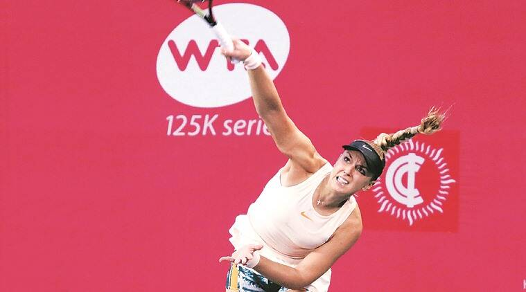 With career in tailspin, Lisicki breaks down after first round loss