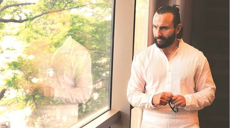 Saif Ali Khan, Baazaar, Baazaar review, Baazar trailer, Saif Ali Khan movies, Saif Ali Khan Son, taimur, Bollywood, upcoming movies, Sacred Games, Netflix, Yo Yo Honey singh, Bollywood industry, omkara, Indian express