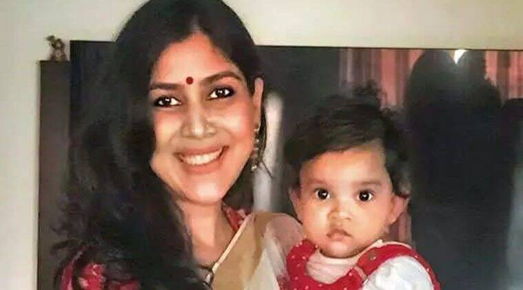 Sakshi Tanwar Adopts A Baby Girl; Names Her After Goddess Lakshmi!