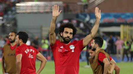 Mohamed Salah leaves Egypt match with aninjury
