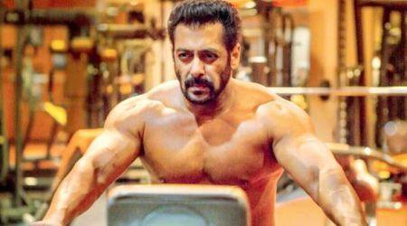 Salman Khan to create fitness awareness by launching his own gym equipment range