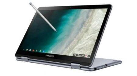 Samsung Chromebook Plus V2 with 32GB SSD storage launched: Price, specifications