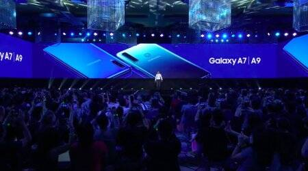 Samsung Galaxy A9 Launch Highlights: World's first smartphone with a quad camera setup on the back