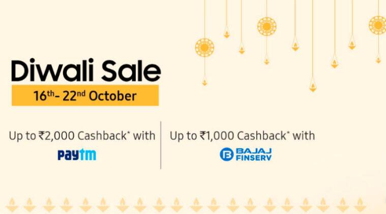 Samsung Diwali Sale: Offers on Galaxy Note 9, Galaxy A8+ andmore