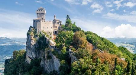 san marino, italy, indian travellers, UNESCO World Heritage site, United Nations World Tourism Organization, UNWTO, tourists, indian express, indian express news