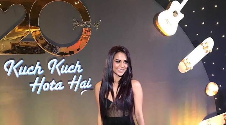 Sana Saeed Kuch Kuch Hota Hai Was A Blessing For Me Entertainment