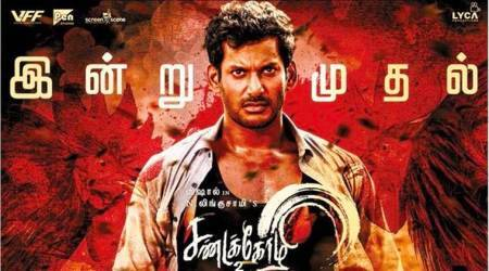 Sandakozhi 2 movie review: This Vishal film is a lazy rehash
