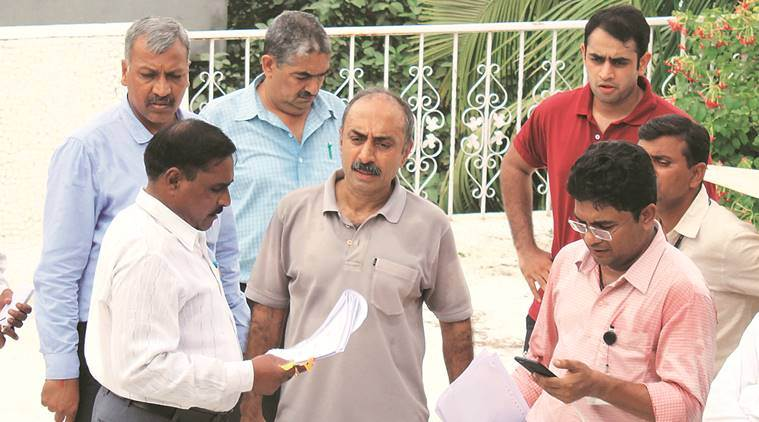Sanjiv Bhatt, who was sacked from service in 2015, was arrested last month.