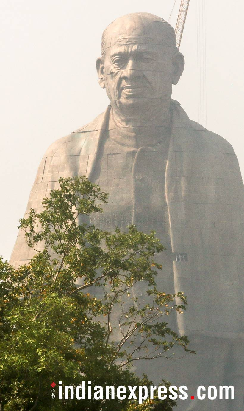 'Statue of Unity' to be unveiled on Sardar Patel's birth anniversary