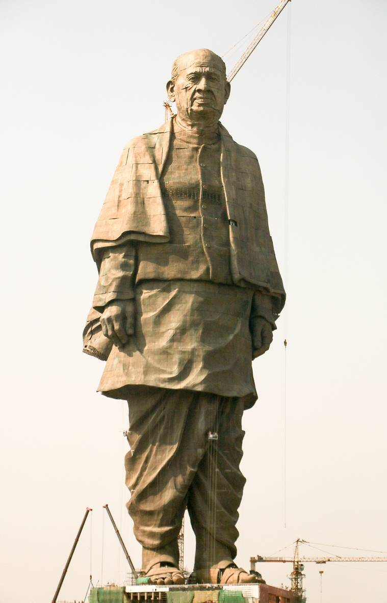 To boost tourism, Gujarat asks states to build bhavans near Sardar Vallabhbhai Patel statue