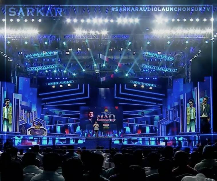 Sarkar audio launch - Sarkar songs - Sarkar music