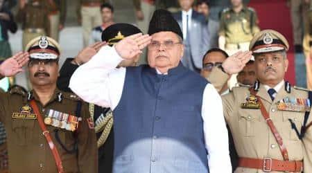 Jammu and Kashmir, Hurriyat, Jammu and Kashmir separatists, Satya Pal Malik, J&K Governor, Hurriyat Conference, Mirwaiz Umar Farooq, India news, J&K elections, PDP, NC, Indian Express