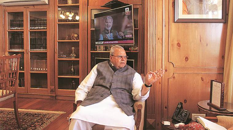 J&K alliance LIVE updates: J-K Governor dissolves Assembly after PDP, Lone stake claim