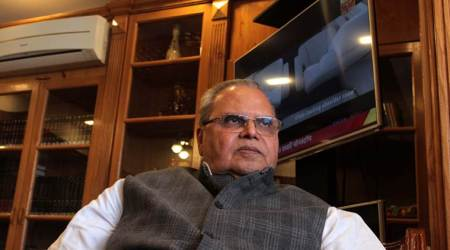 J&K: Governor Satya Pal Malik reviews security in the state