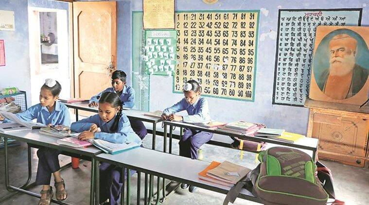 Chandigarh: A tale of two government schools in different villages of Derabassi