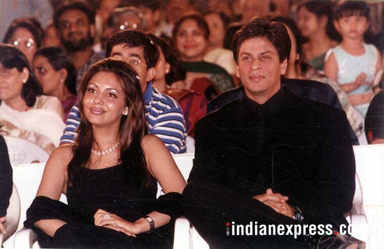 shah rukh gauri couple