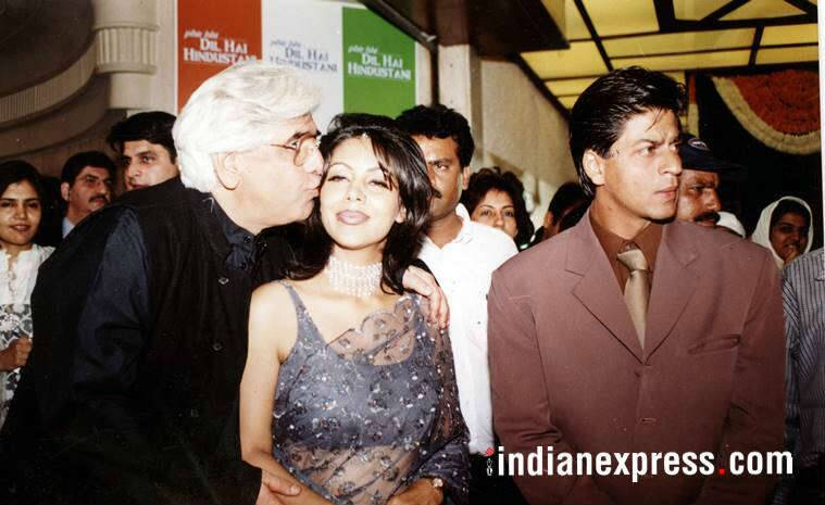 photos of srk gauri