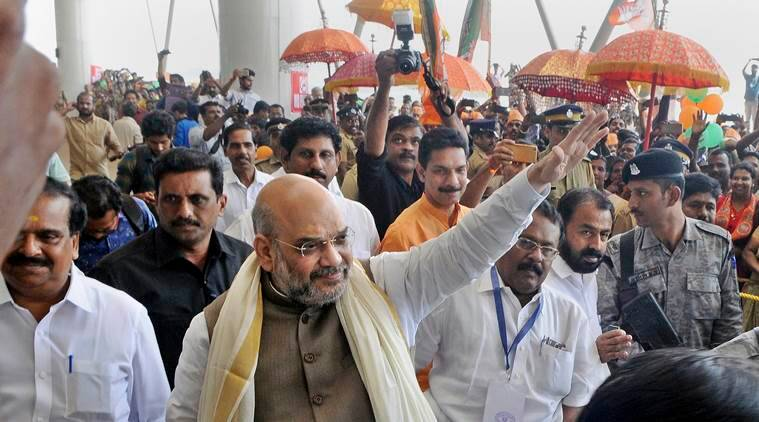 Amit Shah asks on Sabarimala: Why issue orders that can't be enforced?