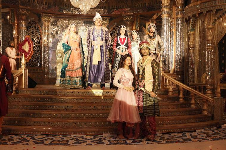 Shaheer Sheikh on playing Salim in Dastaan-E-Mohabbat: There can't