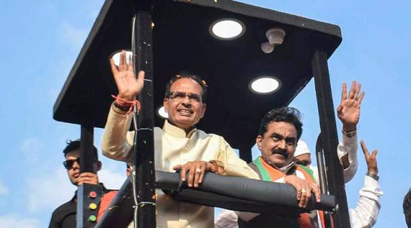 Madhya Pradesh CM's statewide yatra ends abruptly, Congress says poor turnout behind move