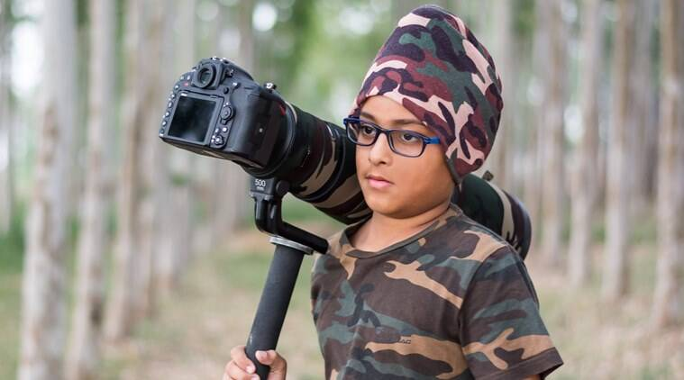 10-year-old Indian Arshdeep Singh wins 2018 Wildlife Photographer of the Year award