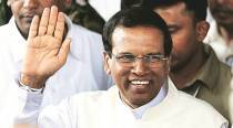 Sri Lanka president Sirisena holds all-party meeting to end crisis