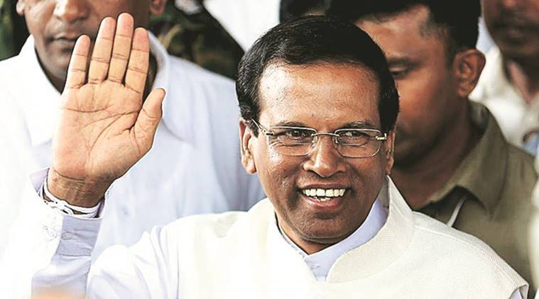 Sri Lanka: Country stable, says Maithripala Sirisena's office as hundreds rally against ex-PM's sacking