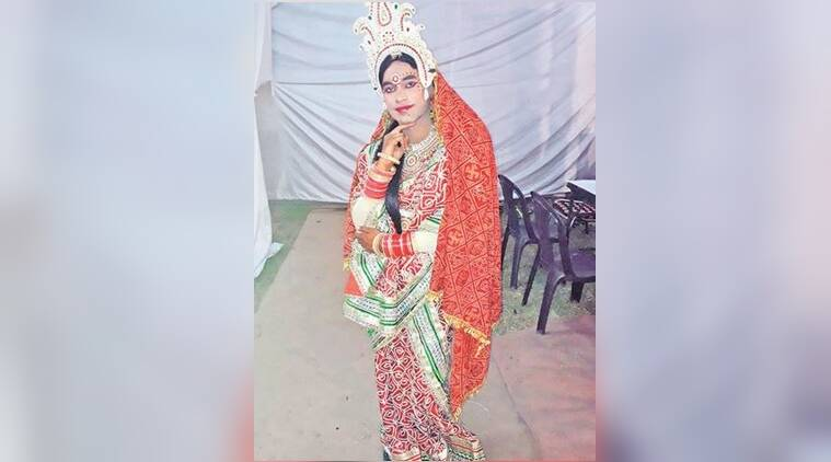 Ramleela in Chandigarh: From a computer teacher during the day to Sita at night