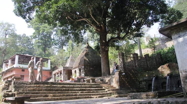 Sita, Sitabani, Sitabani, in Ramnagar forest, Kumaon, Sitabani forest rest house