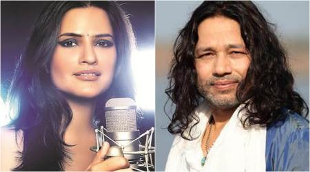 Sona Mohapatra accused Kailash Kher of harassment.