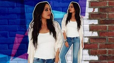 Want to wear white on white? Sonakshi Sinha shows how to do it