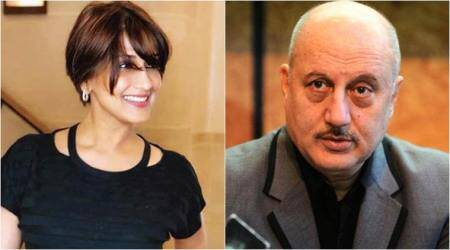 The way Sonali Bendre is fighting cancer is highly applaudable: Anupam Kher
