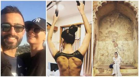 Have you seen these photos of Sonam Kapoor, Sushmita Sen and Janhvi Kapoor?