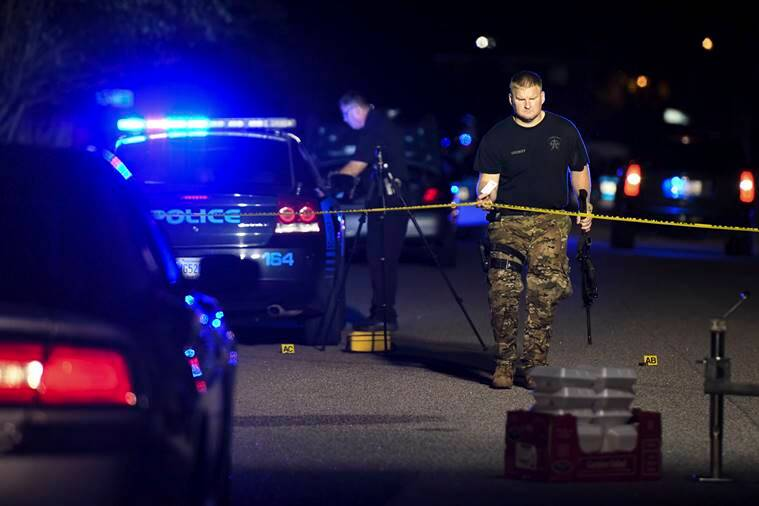 South Carolina: Suspect in shooting of 7 officers bragged about gun skills