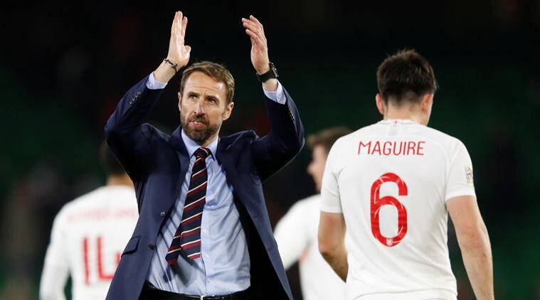 England showed courage against Spain says Gareth Southgate