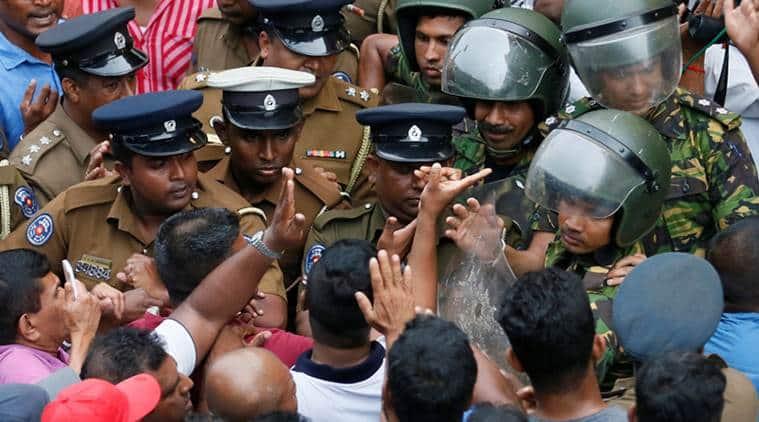 Sri Lanka crisis