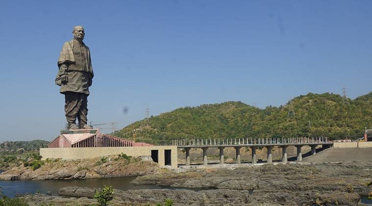 Statue of Unity inauguration LIVE Updates, pm modi,