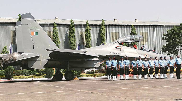 First indigenously overhauled Sukhoi-30 MKI handed over to IAF, to