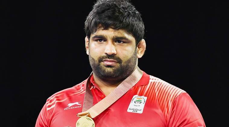 Sumit Malik reaches semis on opening day of World Wrestling Championships