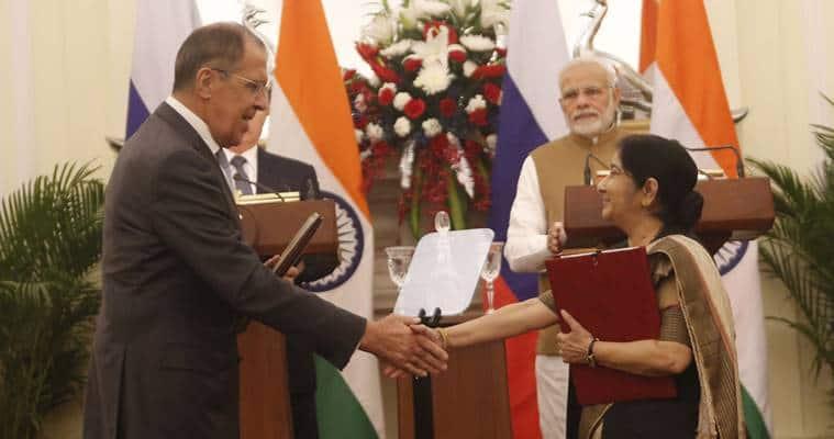india russia summit, modi putin meeting, putin in india, india russia business summit, putin leaves india, indo russia summit, india russia trade, s-400 deal, india russia deal, india russia bilateral