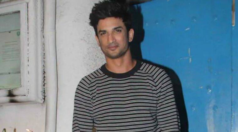 Sushant Singh Rajput has been accused of behaving inappropriately with actor Sanjana Sanghi
