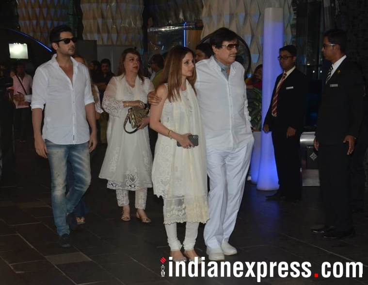 Sussanne Khan family
