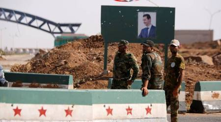 Syria-Jordan border to reopen after three years as Assad's forces secure area with Russian backing