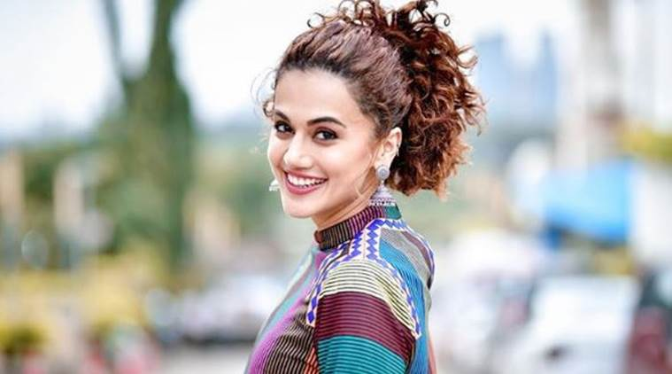 Taapsee Pannu journey upcoming film