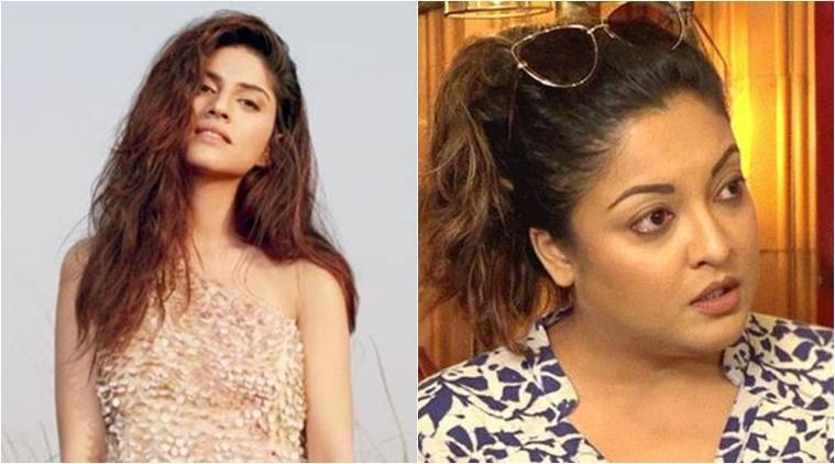 tanushree dutta and sapna pabbi