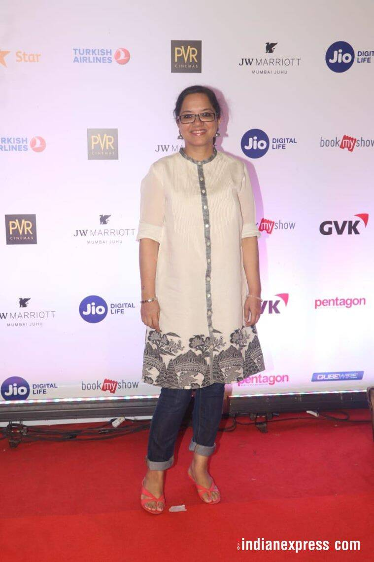 tanuja chandra at mami